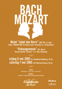 Cantuva Bach Mozart